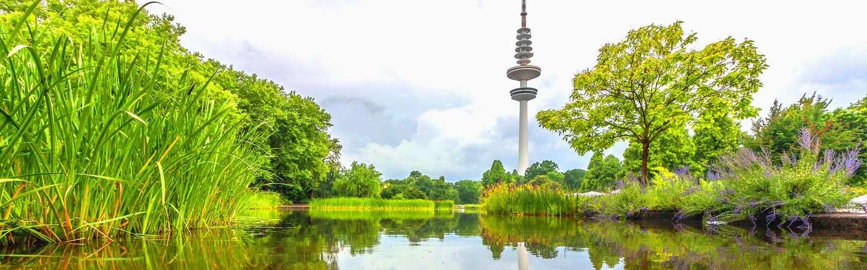 Hamburg Urlaub Planten un Blomen